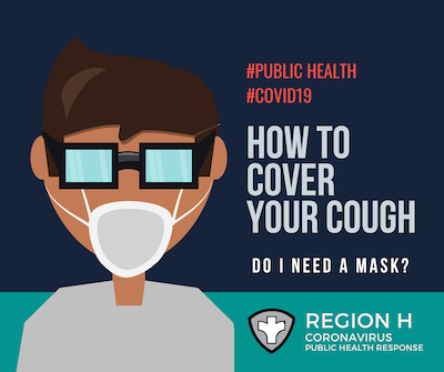 How to cover your cough